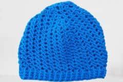 babymutsblauwkatoen