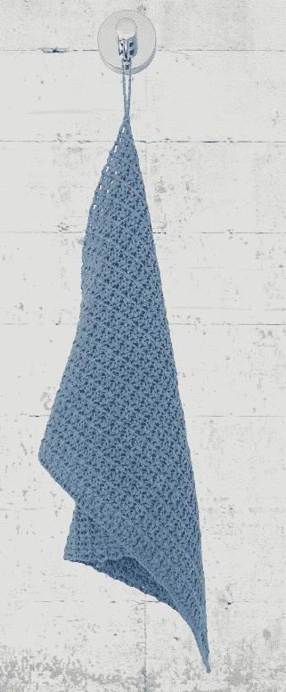 handdoekjedenimblauwrecycledkatoen